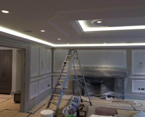 High end residential decorating SW10