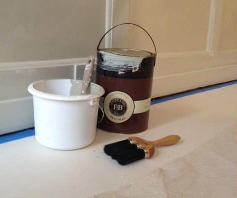 Dead Flat Farrow and Ball Paint