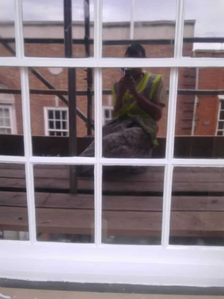 How To Paint Sash Windows Gsd Painting