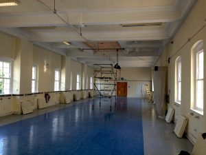 Painting contractors for University Buildings, GSD Painting