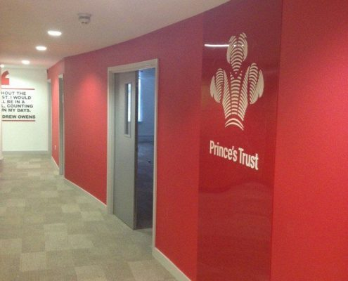 Office painters and decorators in London