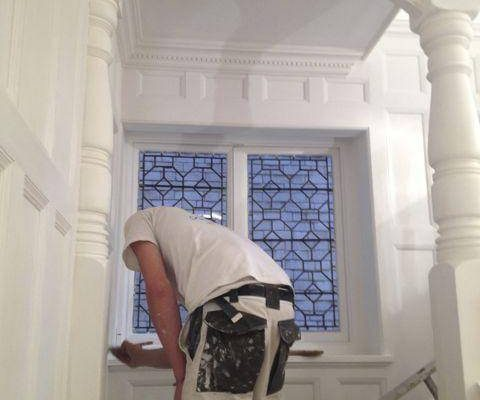 Heritage painting and decorating,Heritage decorators london,heritage painters and decorators,listed building decorators london, GSD Painting