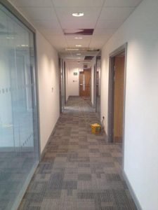 Office painter east london