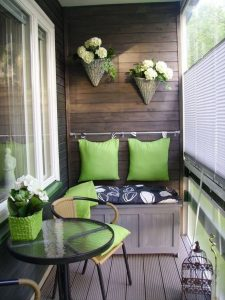 10 creative ideas to decorate your balcony 7