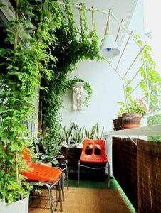10 creative ideas to decorate your balcony 3