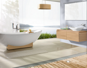 Optimize your space in your bathroom 1