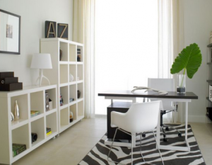 Create your office space at home 1