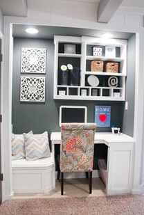 Create your office space at home 3