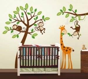 How to decorate your child's bedroom 5