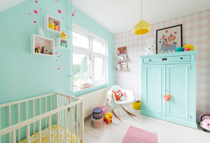 How to decorate your child's bedroom 2
