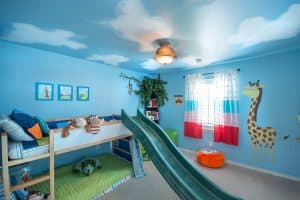 How to decorate your child's bedroom 7