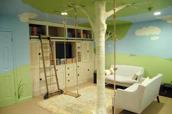 How to decorate your child's bedroom 1