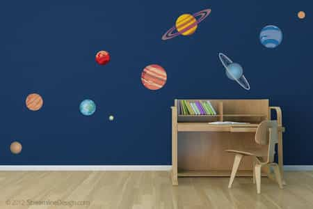 How to decorate your child's bedroom 4