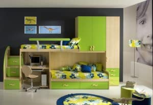 How to decorate your child's bedroom 8