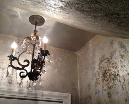 Paint effects and Specialist Plaster 7