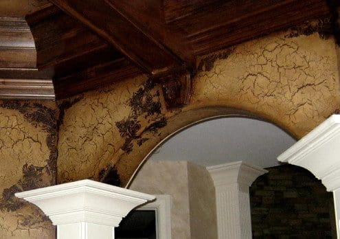 Paint effects and Specialist Plaster 17