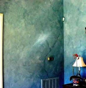 Paint effects and Specialist Plaster 20