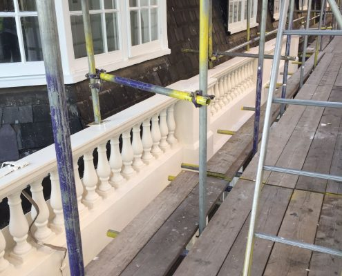 stucco decorating london