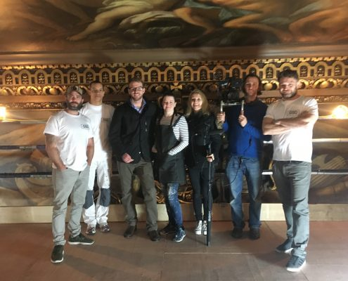 our team of specialist decorators