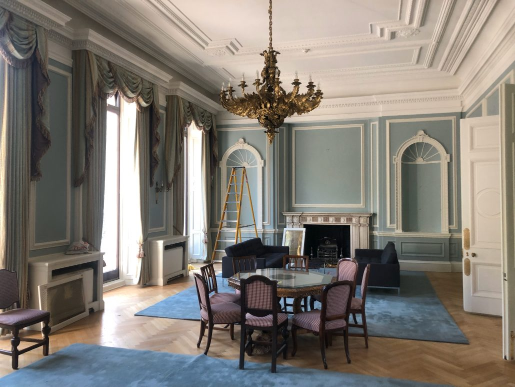 Painters and decorators in Chelsea