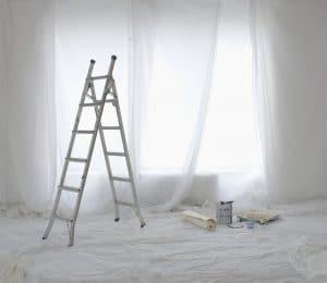 Flat painting