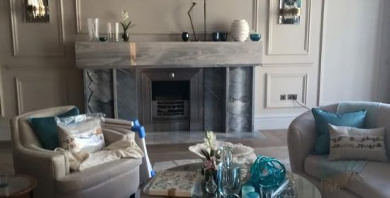 High End Residential Decorating Chelsea SW10 GSD Painting    www.gsdecorating.com